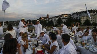 White Dinner 2015 Basel