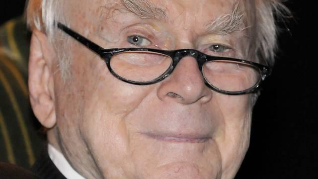 Posthume Ehre: Humorist Loriot erhält den Dog Award 2012 (Archiv)