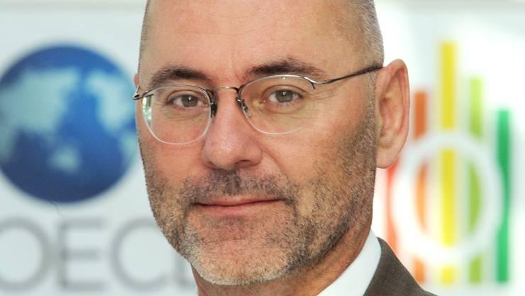 Stefan Flückiger. OECD
