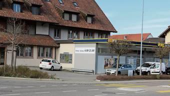 Im Oktober schloss die Post die Poststelle in Gipf-Oberfrick und eröffnet sie als Filiale gleich nebenan im Volg.