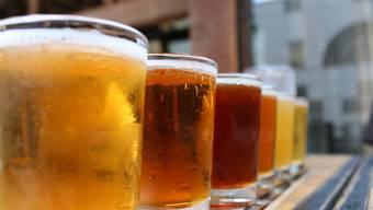 Craft Brauereien aus der ganzen Schweiz nahmen an der Gründungsversammlung teil. (Symbolbild)