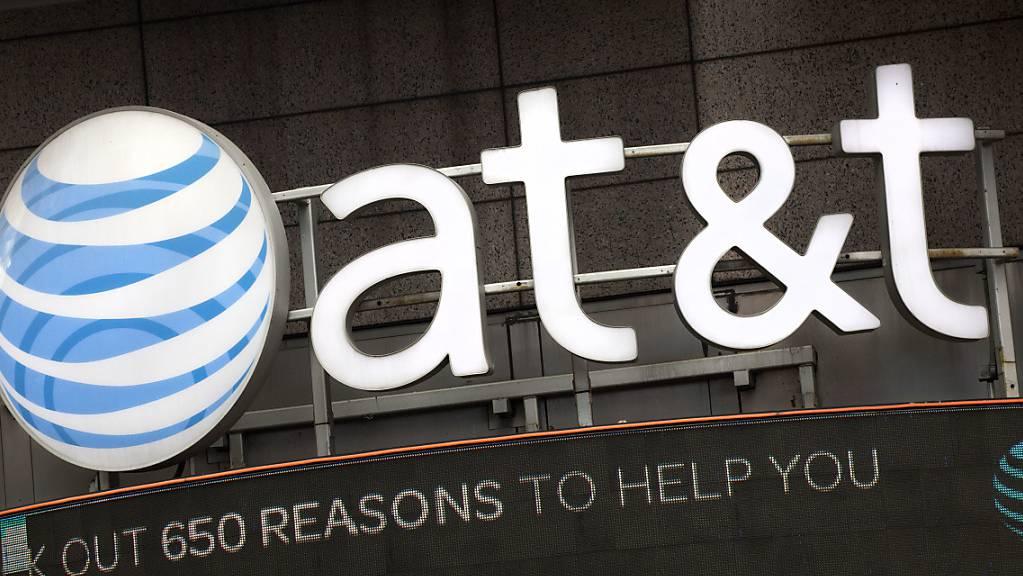 AT&T spaltet WarnerMedia ab und legt sie mit dem TV-Konzern Discovery zusammen. (Archiv)