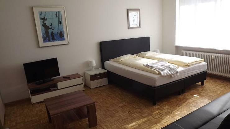 Dieses möblierte Appartement wird vom Gericht als gewerbliche Nutzung taxiert.