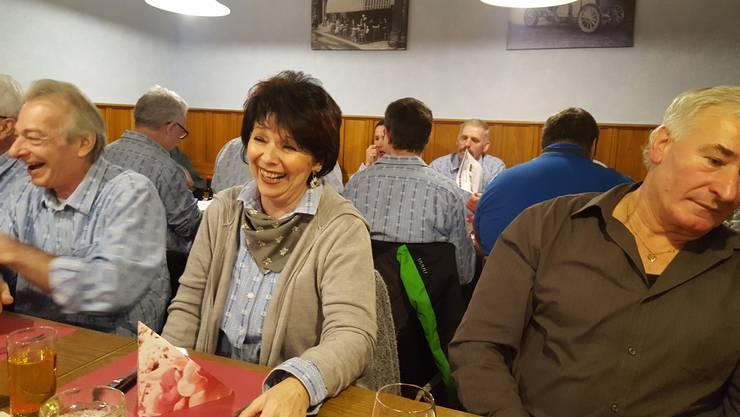 Heinz Steiner, Lisbeth Vogt, Toni Schraner