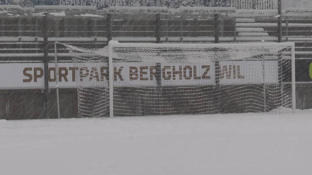 Mannschaft in Quarantäne: FC Wil schiesst gegen Kanton