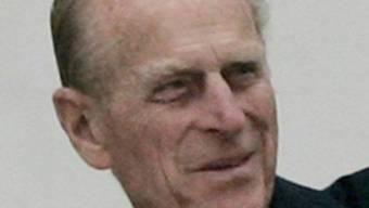 Prinz Philip ist bekannt für Fettnäpfchen (Archiv)
