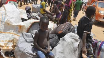 Tschadsee-Flüchtlinge laut UNO ohne jeden Schutz