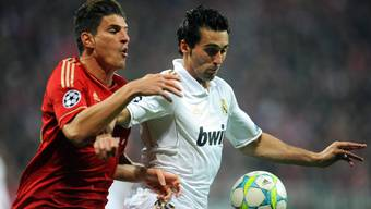 Halbfinal Champions-League Bayern-München gegen Real Madrid