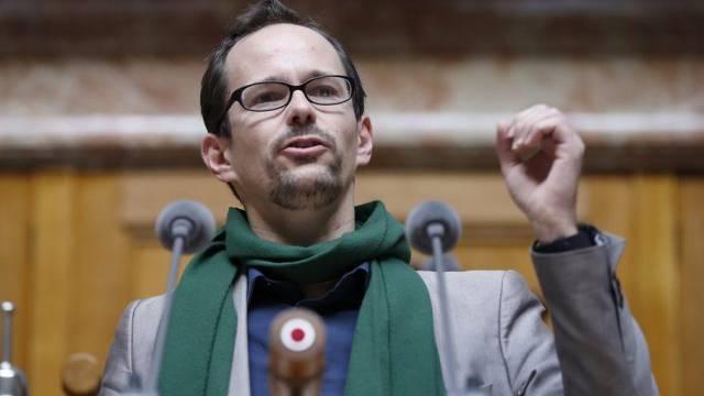 An der Spitze der Grünen-Fraktion: Balthasar Glättli (Archiv)