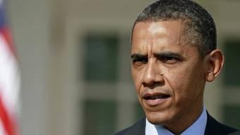 Kann der Staat von den Bürgern verlangen, eine Krankenversicherung abzuschliessen? US-Präsident Barack Obama (Archiv)