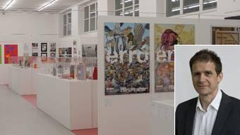 Roger Bischofberger tritt nach nur zwei Jahren als Leiter der Schule für Gestaltung Basel ab.