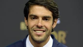 Der Brasilianer Kaka tritt 35-jährig von der Fussball-Bühne ab