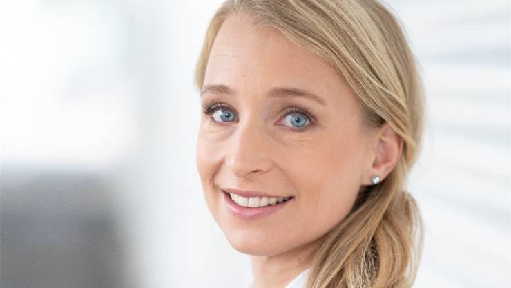 Vorstandsmitglied Michaela Huser (SVP-Grossrätin) koordiniert die Berichterstattung im neuen Ressort Politik.HO