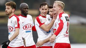 FC Aarau - FC Wohlen, 04.03.2018