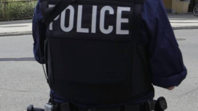 Polizei in Biel hat Mann angeschossen (Symbolbild)
