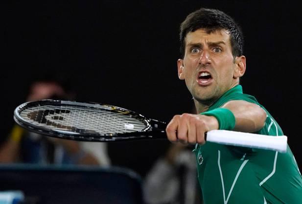 Novak Djokovic war Federer in jeglicher Hinsicht überlegen.