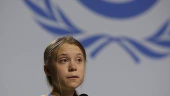 Die schwedische Umweltaktivistin Greta Thunberg hat beim Weltklimagipfel in Madrid die Regierungen wohlhabender Staaten für ihre Untätigkeit im Kampf gegen den Klimawandel scharf kritisiert.
