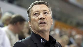 Zugs Coach Harold Kreis