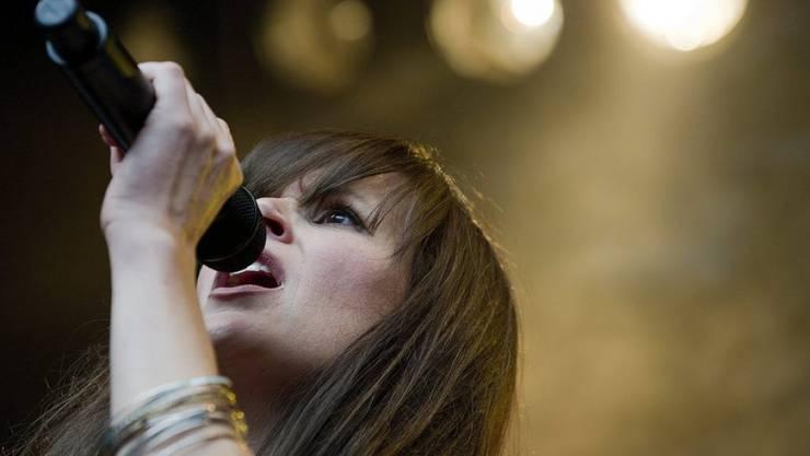 Musikerin Caroline Chevin trauert um ihren Ehemann. Der neuseeländische TV-Moderator Greg Boyed ist im Alter von 48 Jahren gestorben. (Archivbild)