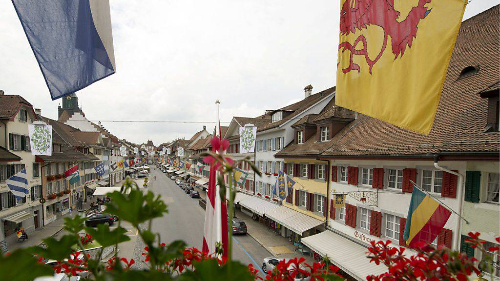 Luzern fordert Impfwillige auf, sich in Willisau anzumelden