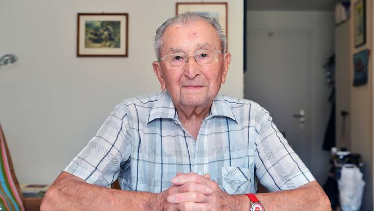 Edgar Strub rückte 1942 in die RS ein – und wurde die Erinnerung an den Krieg ein Leben lang nicht mehr los.