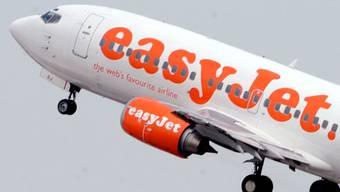 Easyjet stationiert in Basel ein zusätzliches Flugzeug.