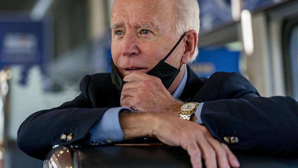 Biden verzichtet auf negative Werbespots gegen US-Präsident Trump
