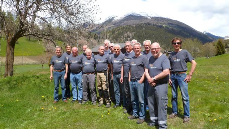 Team MTV Staufen, freiwilliger Bergeinsatz