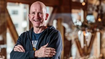«Ich hatte mir das Genick schon als Teenager beim Skifahren gebrochen»: Michael Edwards im Interview.