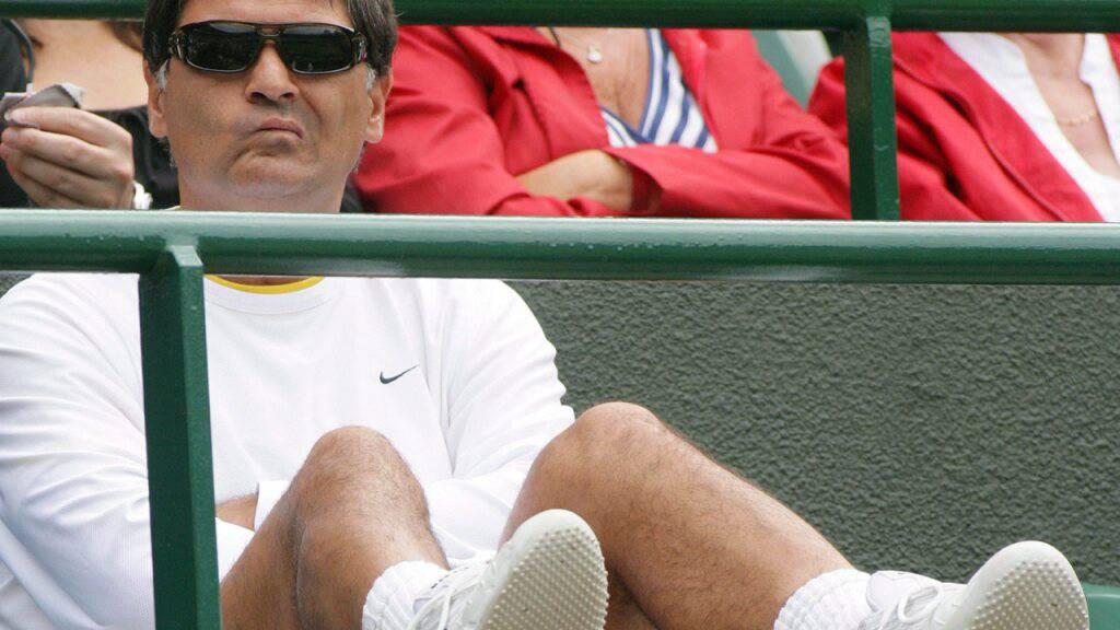 Toni Nadal im Trainerstab von Auger-Aliassime
