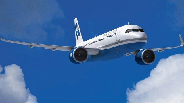Der A320neo kommt in Le Bourget gut an (Archiv)