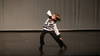 Beim Tanzen ist Edwin in seinem Element, wie hier bei seiner Choreografie für die Europameisterschaft.