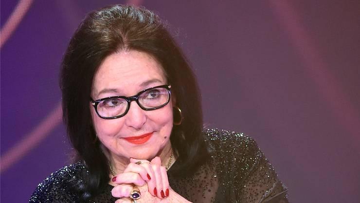Nana Mouskouri bietet mehr als «Weisse Rosen aus Athen».