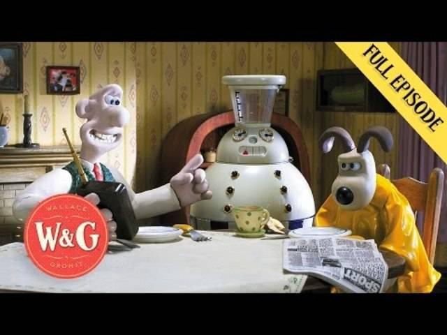 Zmorge-Roboter: Wallace, Gromit und der «Autochef».
