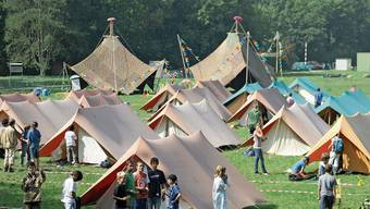 Die Pfingstlager der Pfadi finden dieses Jahr wegen Corona nicht statt.
