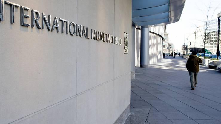 Der IWF (IMF) stellt der Eurozone ein schlechtes Zeugnis aus. (Archiv)