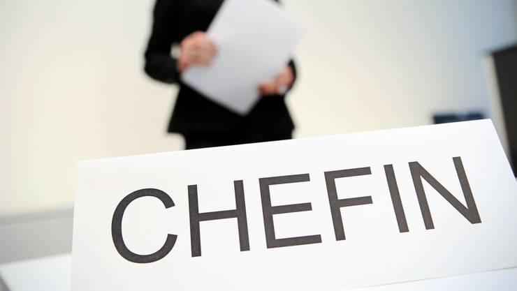 Führungsfunktionen sollen vermehrt von Teilzeitmitarbeitenden ausgeübt werden können. (Symbolbild)