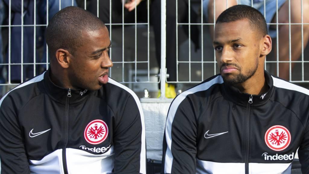 Corona-Fall bei Eintracht Frankfurt