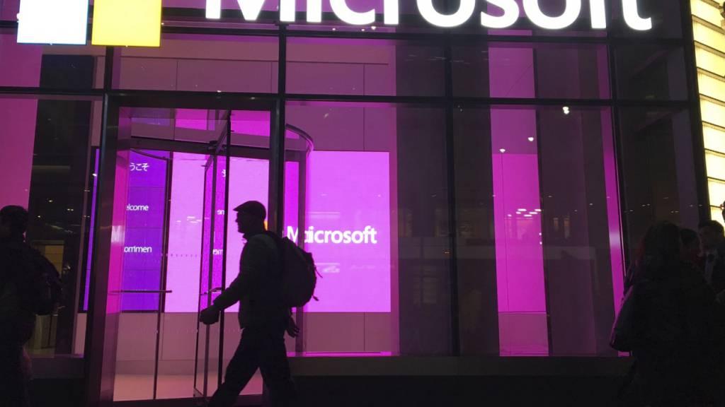 Microsoft schliesst Sicherheitslücken bei Exchange-Software