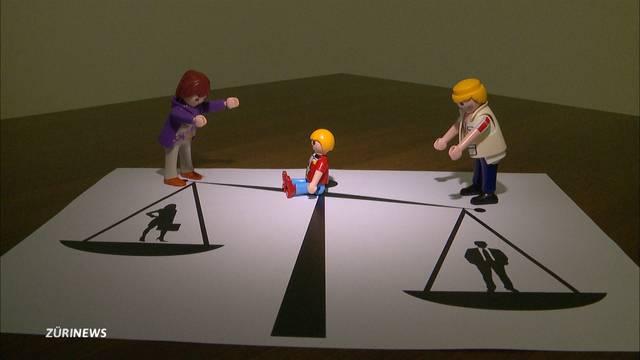 Finanzlage entscheidet Scheidungskind-Erzieher