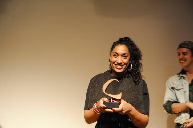 Siegerin des Publikumspreises: La Nefera