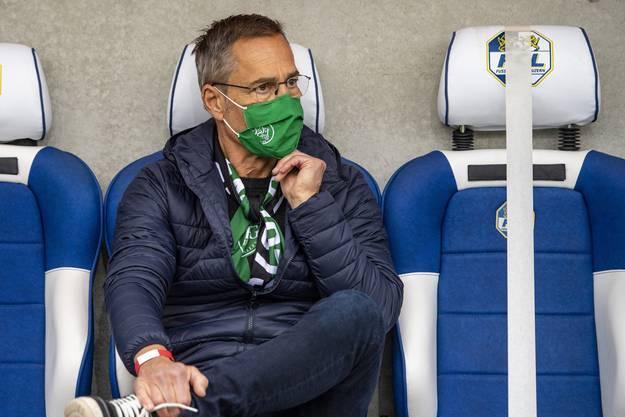 Geht es nach Matthias Hüppi, sollen Bundesgelder nicht für teure Transfers eingesetzt werden.