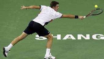 Stanislas Wawrinka in China