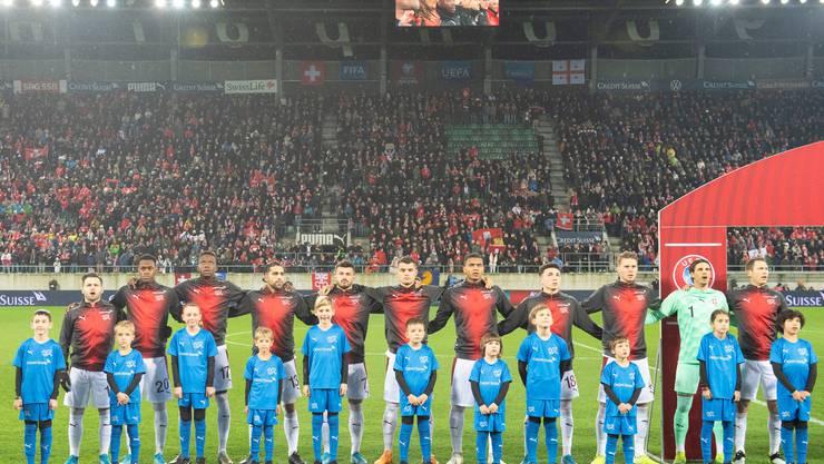 Auslöser für die Kritik war das Spiel Schweiz gegen Georgien in St. Gallen im letzten November.