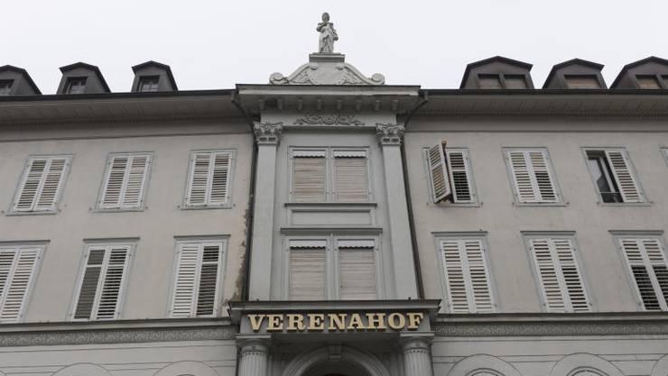 Das komplette Verenahof-Geviert soll unter Denkmalschutz gestellt werden.
