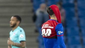 Nach der Niederlage gegen Thun verstecken sich die FCB-Spieler wie Edon Zhegrova lieber.