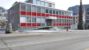 Das Gemeinderatshaus Trimbach.