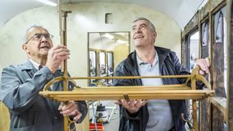 Freunde der Furkabahn – Restauration 2017