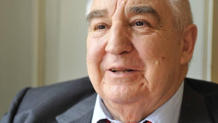 Dino Arici starb im Alter von 82 Jahren.