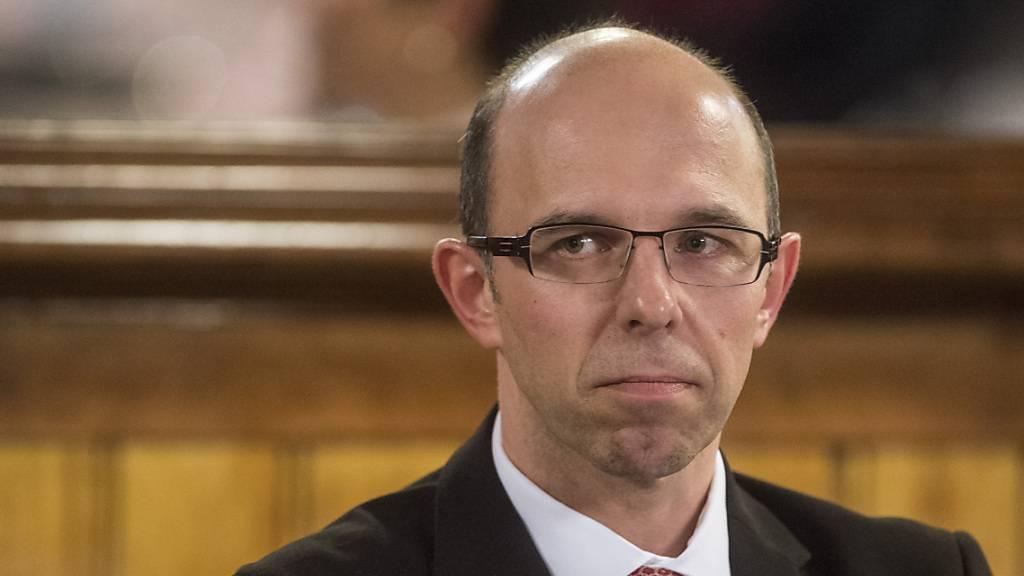 Christoph Amstad will Obwaldner Regierungsrat bleiben